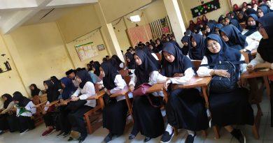 Ujian Lisan, Seleksi Mahasiswa Baru Gelombang Pertama