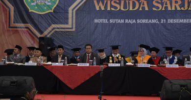 Wisuda STAI Yamisa Soreang Ke 25 Tahun 2019 di Hotel Sutan Raja Soreang